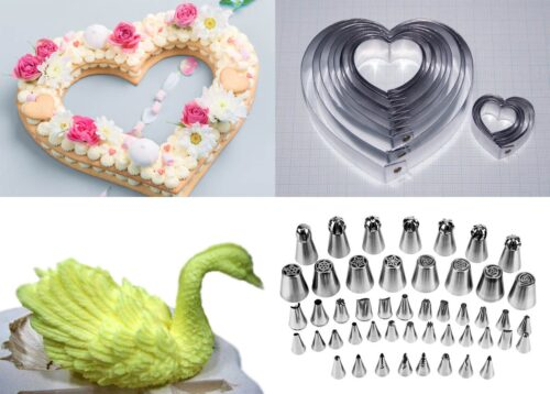 Cake decoration & accessories