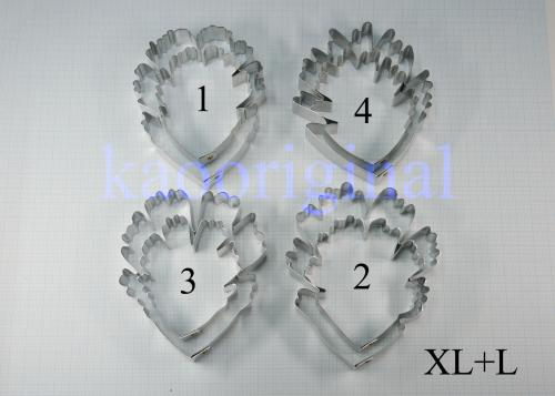 3440-Parrot Tulip XL + L Cover